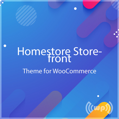 Homestore Storefront Theme for WooCommerce 2.0.28