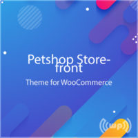 Petshop Storefront Theme for WooCommerce 1.1.5